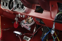 1966 Ford Mustang Dash