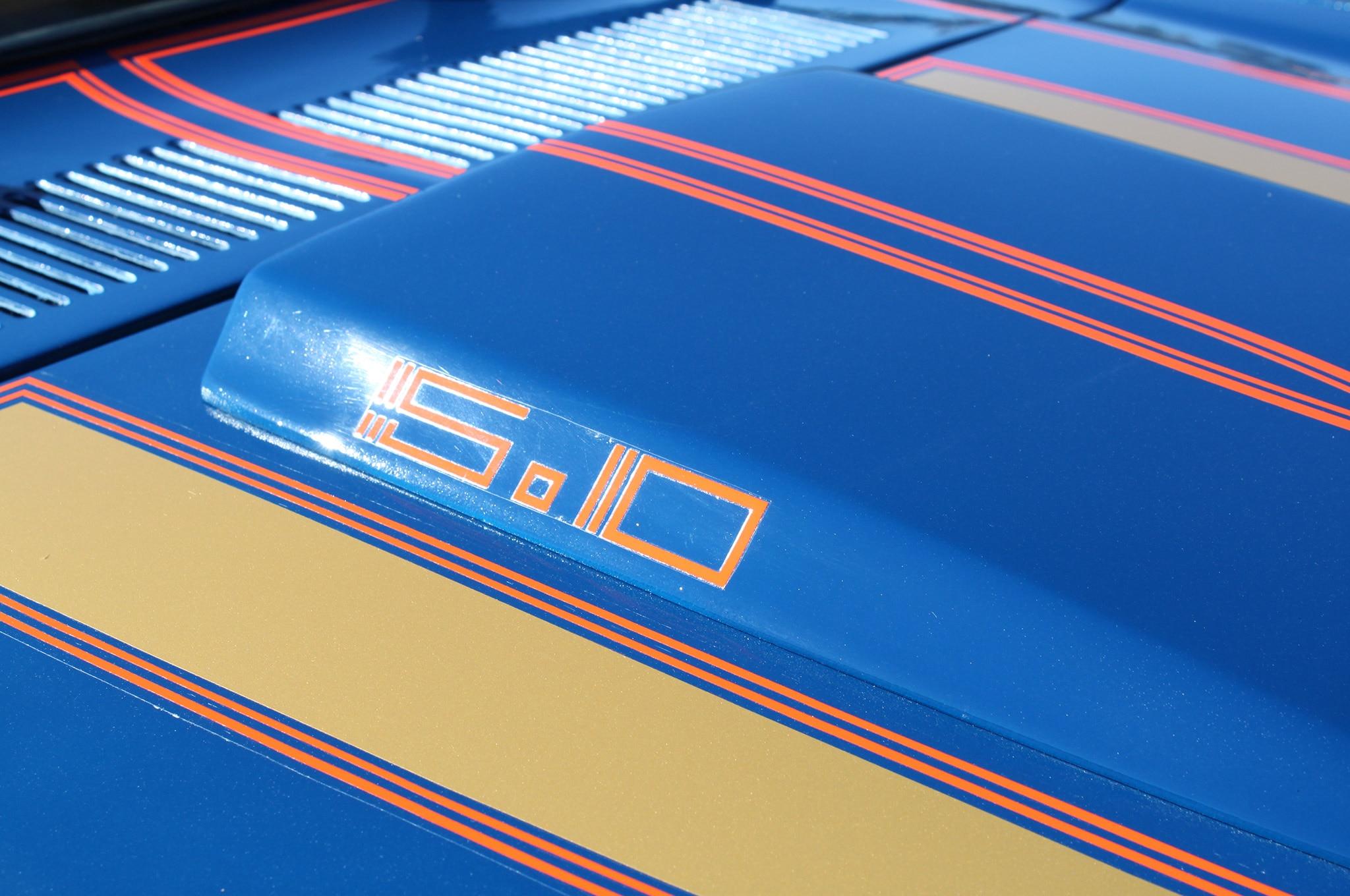Bobby Aldrich 1978 Mustang II Five Oh