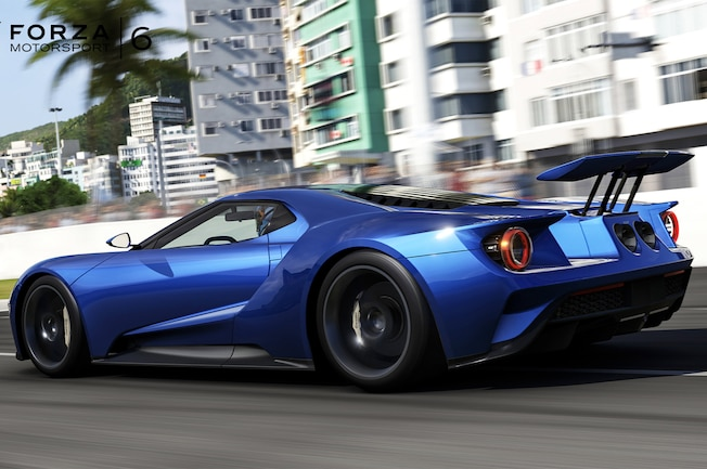Forza Motorsport 6 Ford Ford Gt