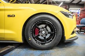 Installing Baer Brakes' Deep Stage Drag Race Braking System on a 2015 Mustang GT