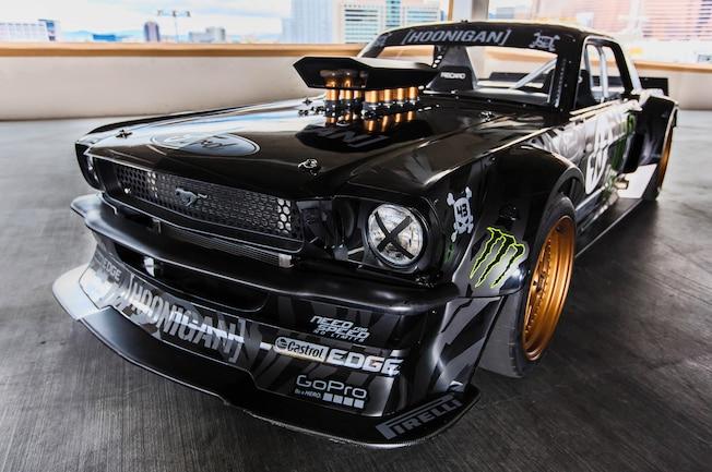 Hoonicorn Ford Mustang