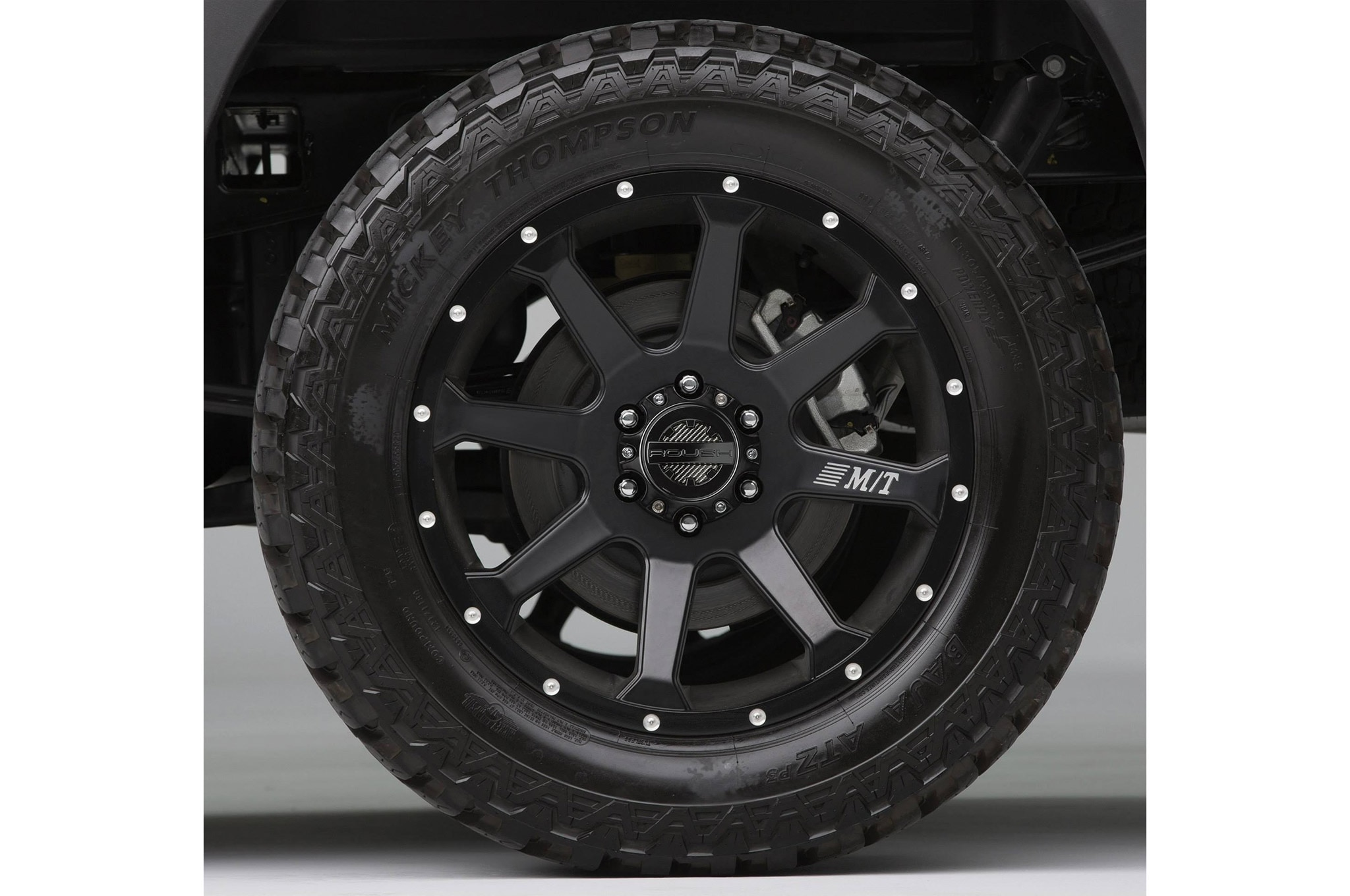 2015 Roush F150 Mickey Thompson Roush Wheels And Tires