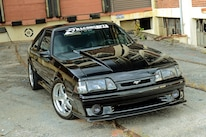 1988 Ford Mustang Gt Hartrick 88 Front34 View