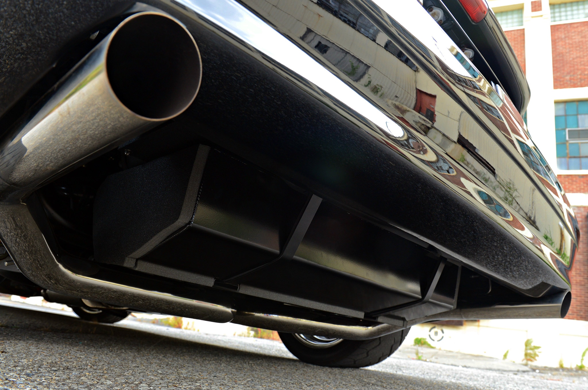 1988 Ford Mustang Gt Hartrick 88 Exhaust