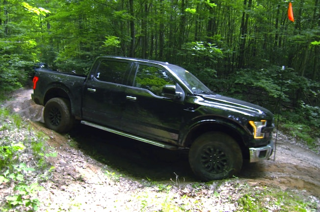 2017 Ford F 150 Raptor Prototype