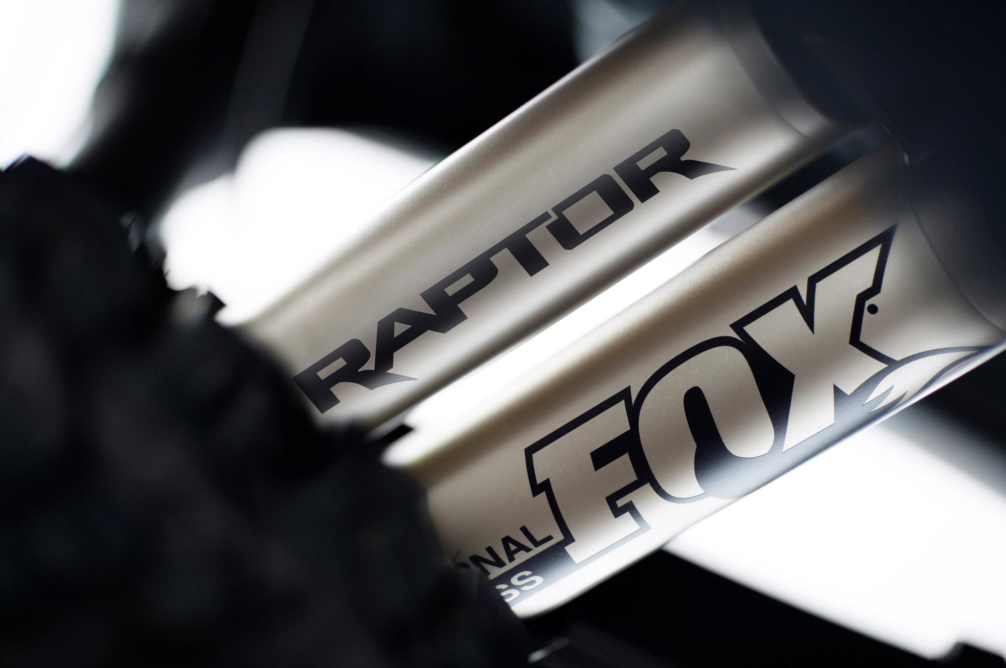 2017 Ford F 150 Raptor FOX Racing Shox