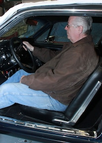 Mustang Legroom Seat Track Extension