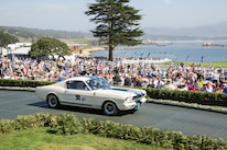 2015 Pebble Beach Concours Ford Mustangs Atzbach