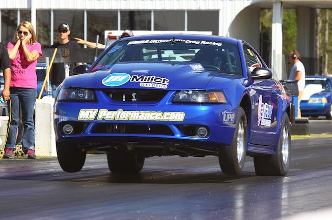 2002 Ford Mustang Gary Parker Racepak 001