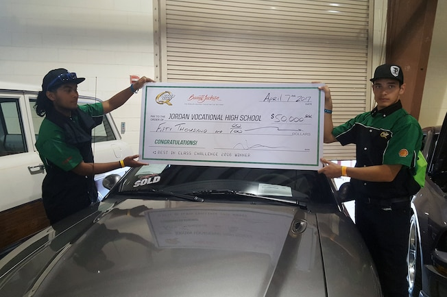Quaker State Best In Class Mustang 001
