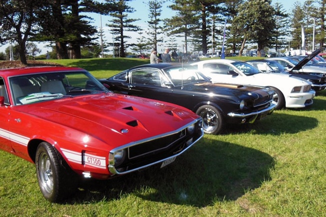 2017 Australian Mustang Nationals 001