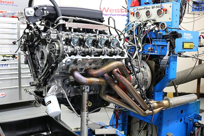 Coyote Engine Tech: 4 Bumpsticks for Big Power