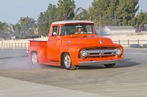 106 Ford 1956 F 100 In Motion