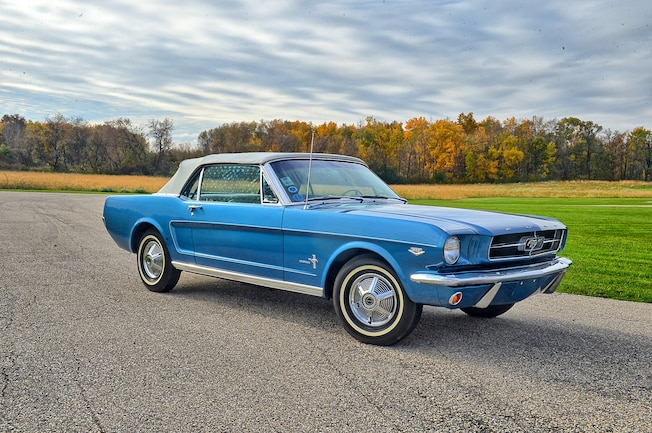 1964 Mustang Jose Luis Lead Quarter Image