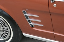1966 Ford Mustang Six Cylinder Belair Scoop