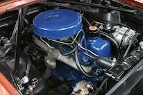 1966 Ford Mustang Six Cylinder Belair Engine