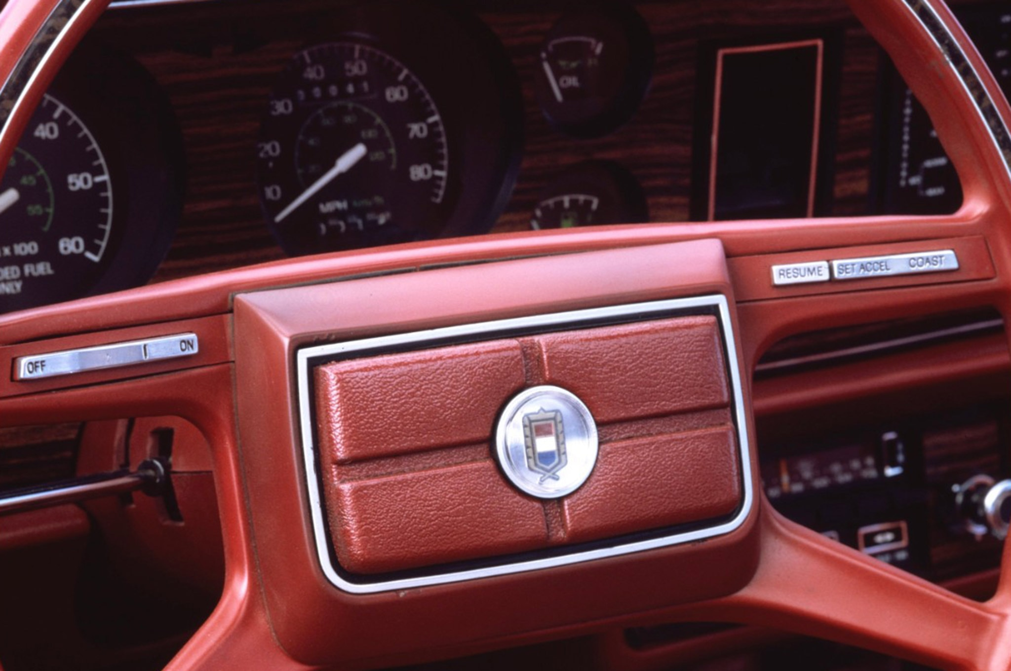 Ford Mustang Steering Wheel Evolution 1979