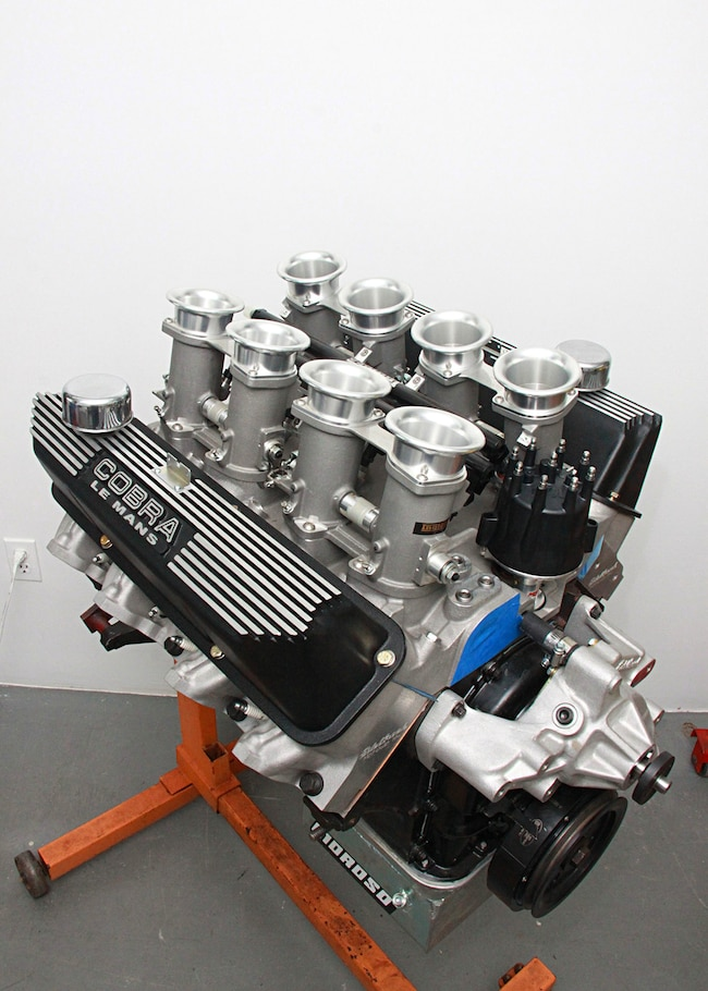 ford 390 engine rebuild cost
