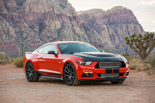 01 Shelby GT EcoBoost Mustang