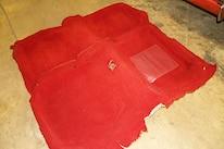 How To Dye Vintage Mustang Carpet 008