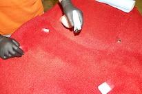 How To Dye Vintage Mustang Carpet 006