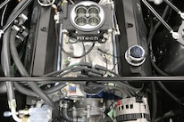 1966 Ford Mustang Day 3 Engine