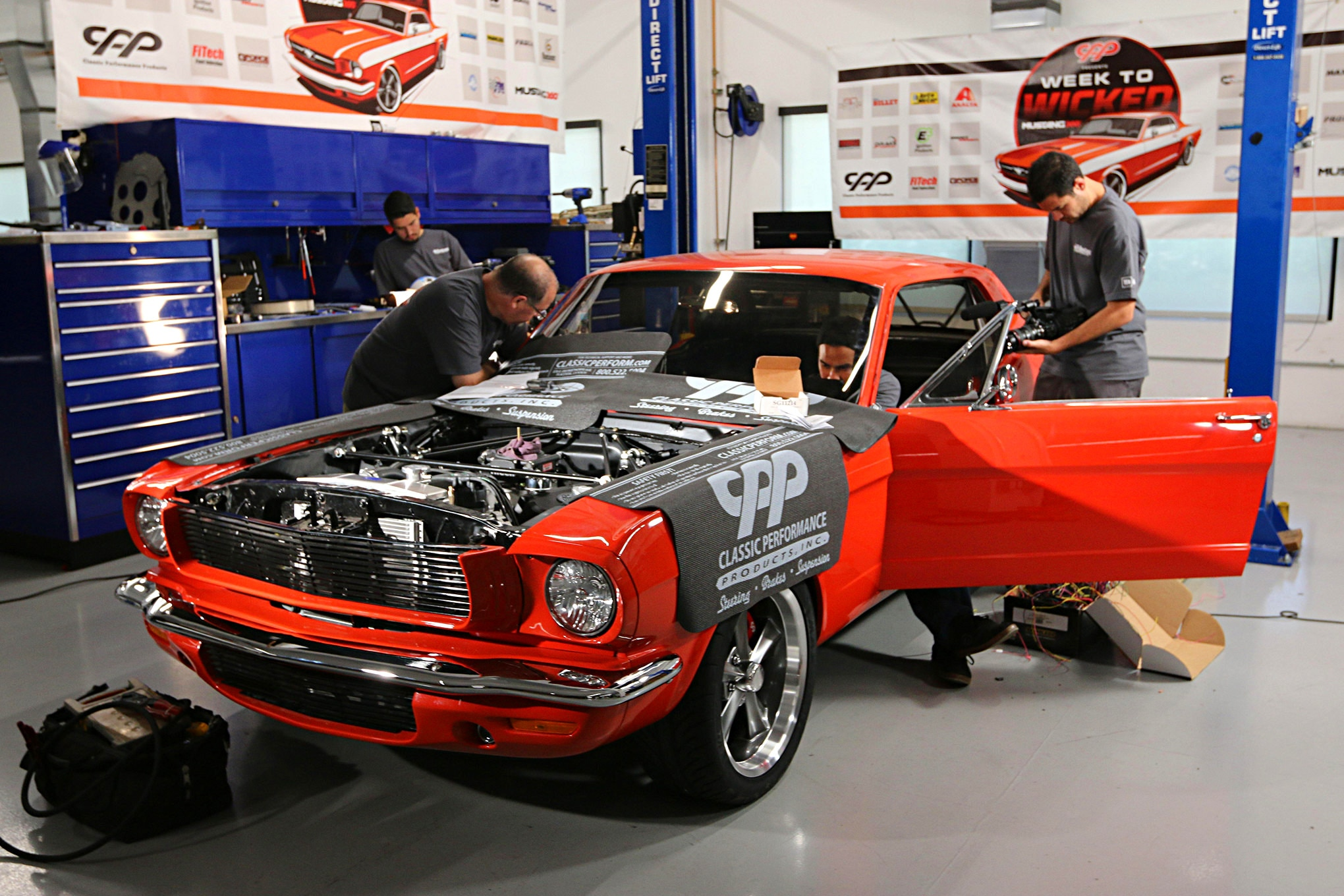 1966 Ford Mustang Week To Wicked Day 5 008