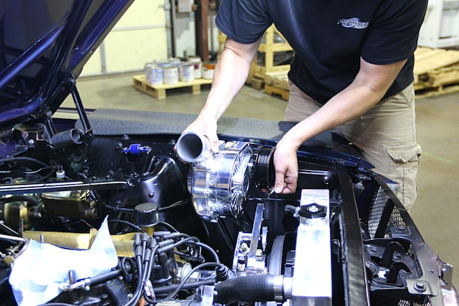 Add 45% Power With a Bolt-On Supercharger