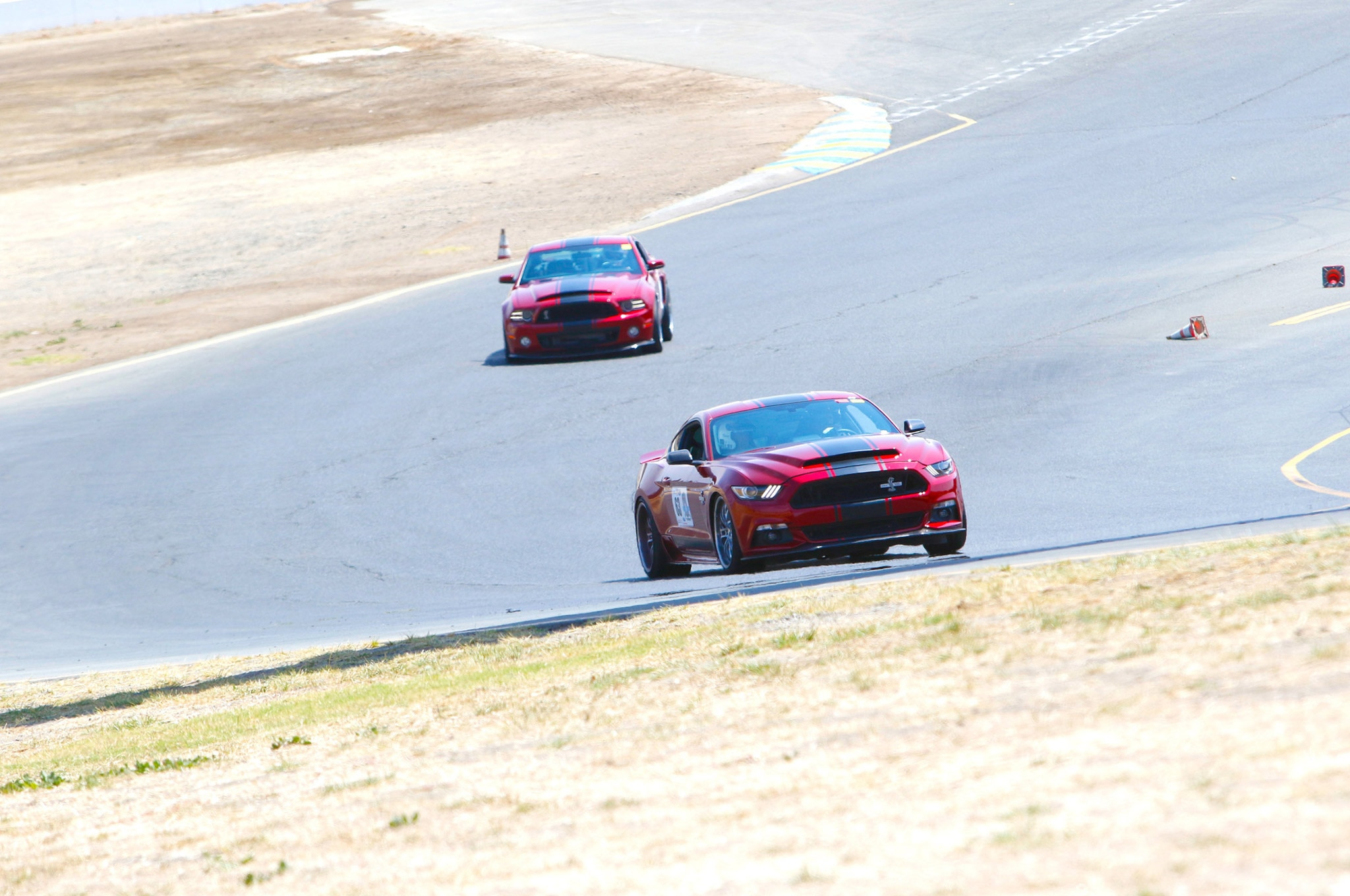 2015 Ford Mustang Shelby Super Snake Track Test 28