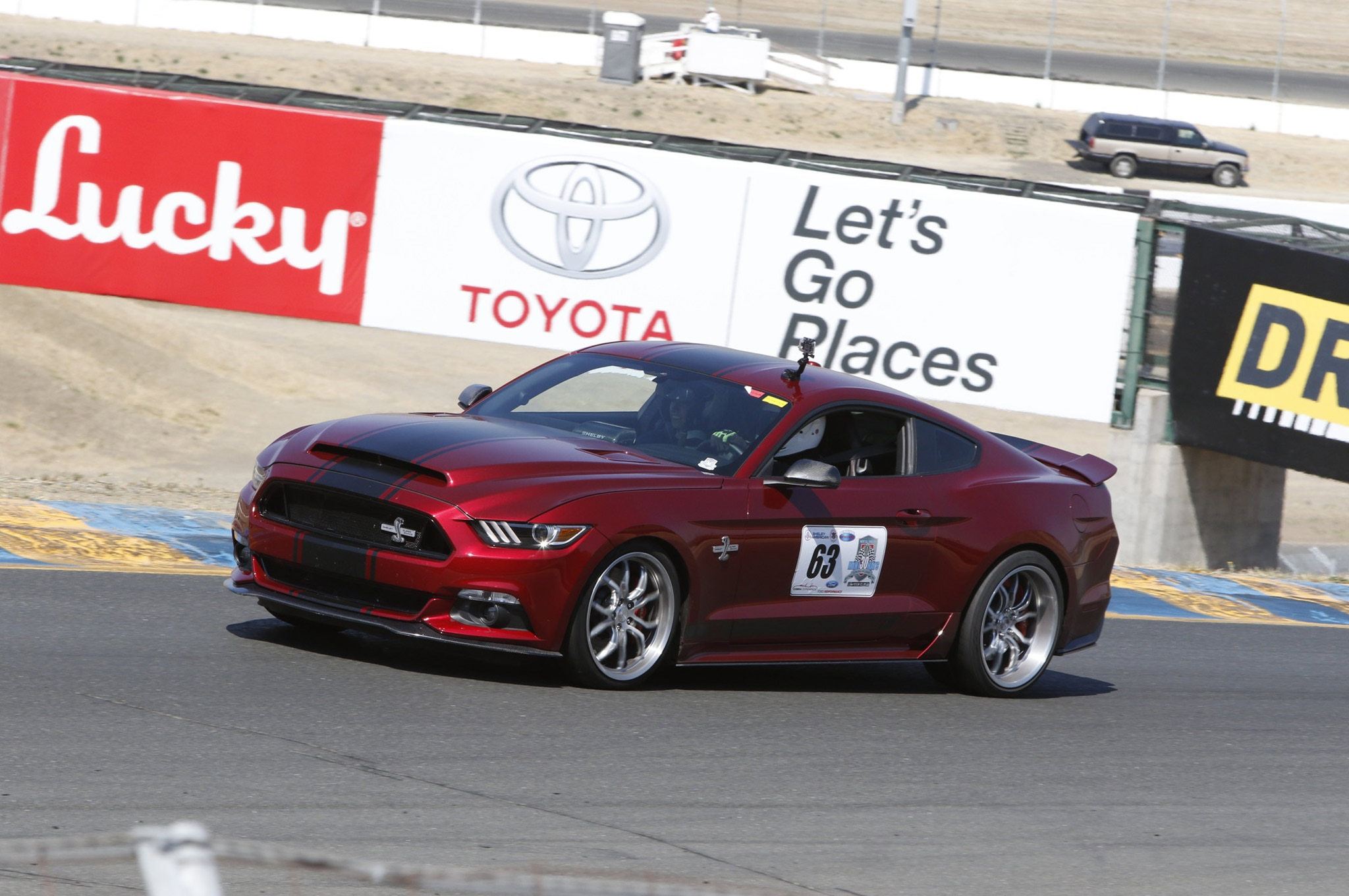 2015 Ford Mustang Shelby Super Snake Track Test 05