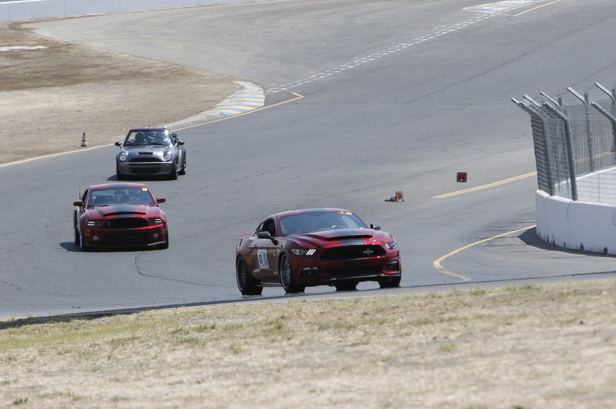 2015 Ford Mustang Shelby Super Snake Track Test 04