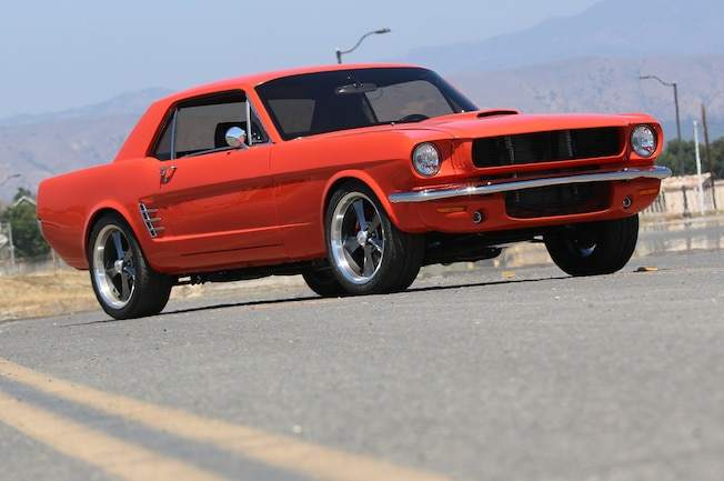 Week To Wicked Ford Mustang 1966 001