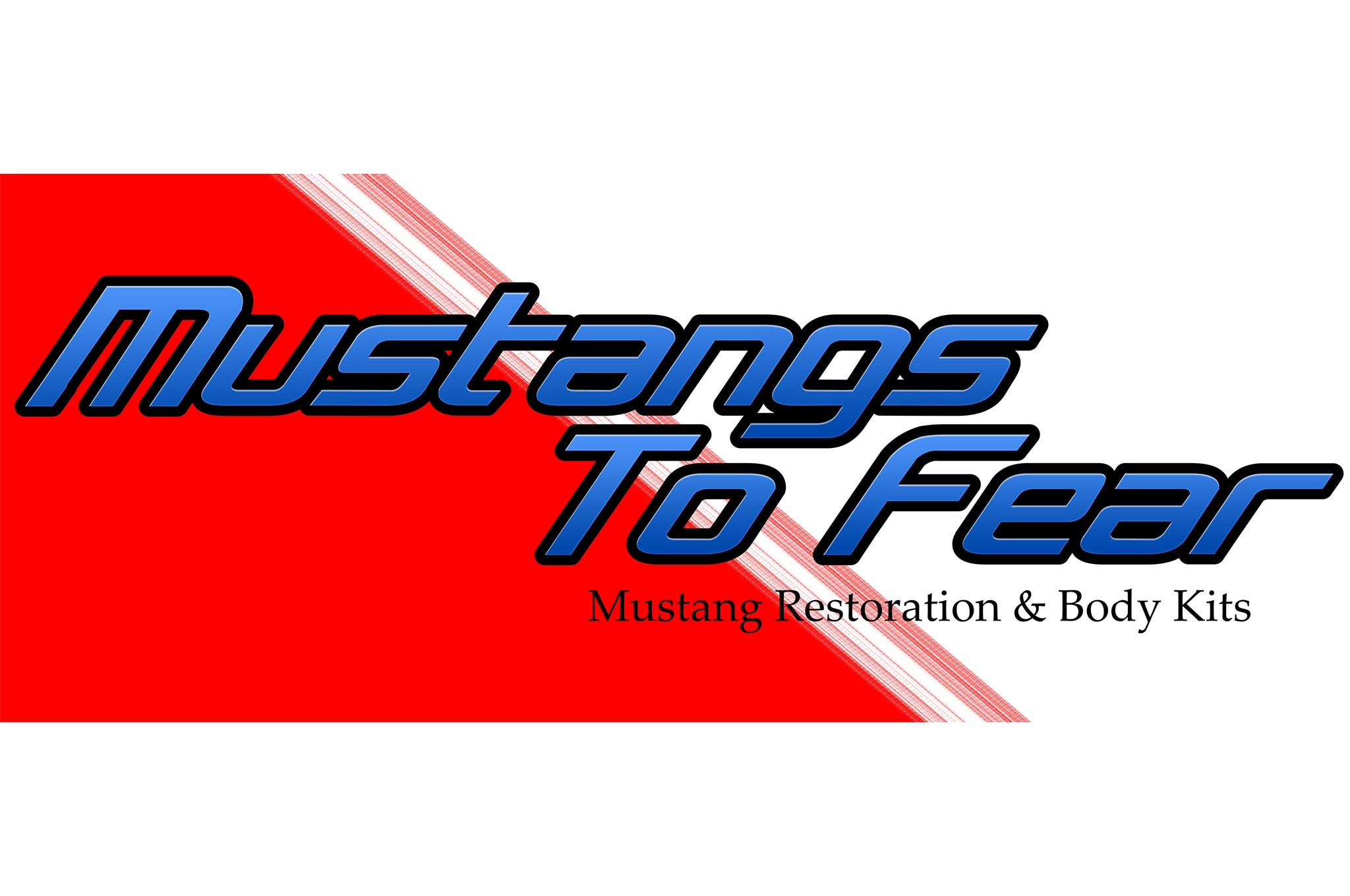Mustangs To Fear Logo