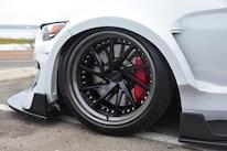 2016 Gt350 Carbon Fiber Widebody Mustang Wheel 012