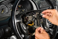 Late Model Restoration Supply Steering Wheel Replacement 11