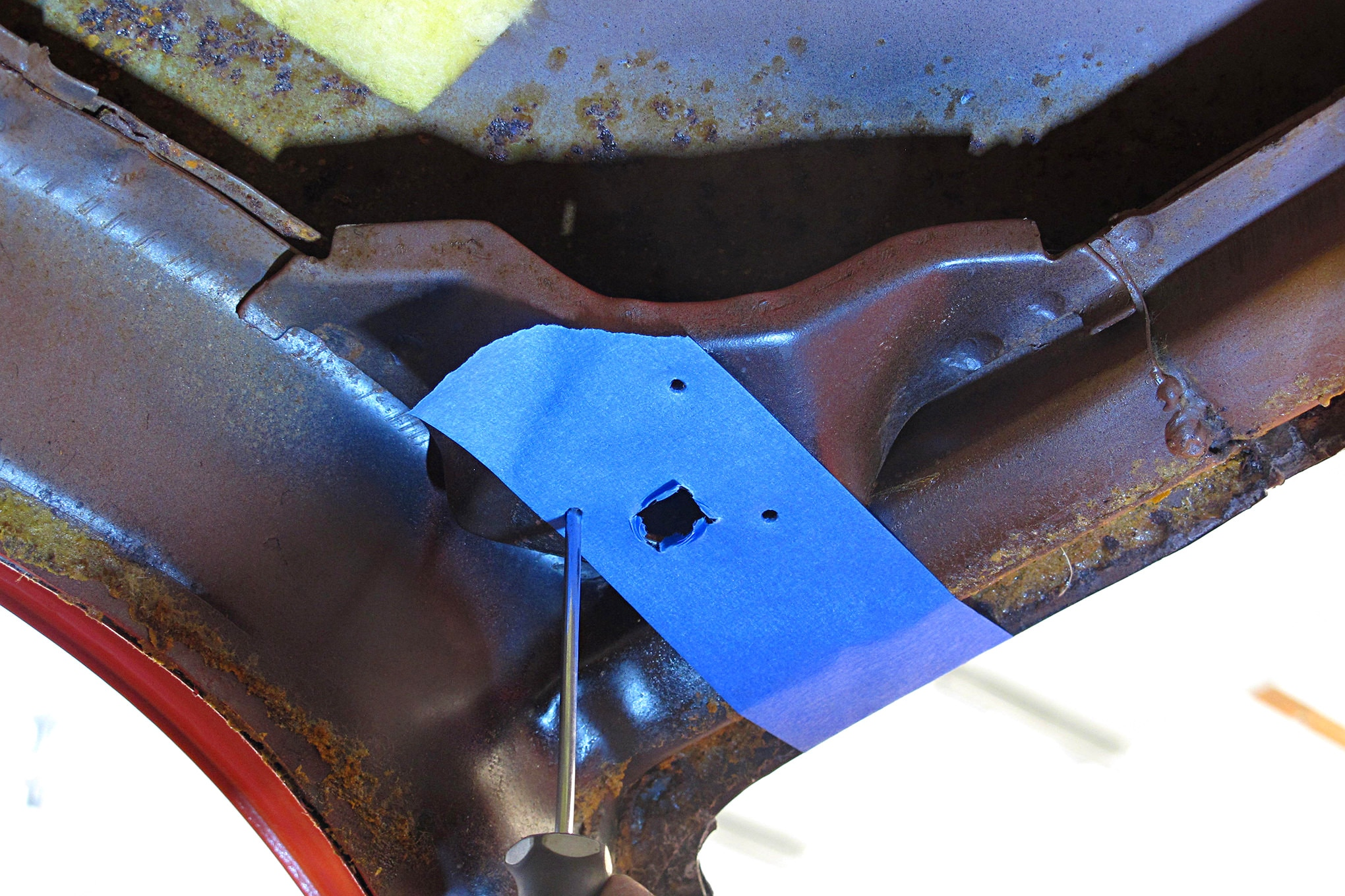 Week To Wicked Mustang Interior 004
