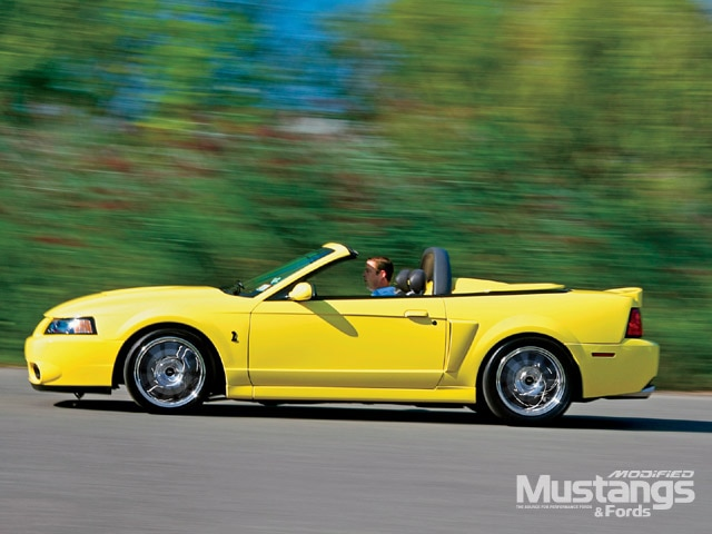 2003 Mustang Cobra Sideview