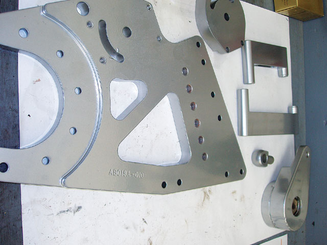 Part Mounting Brackets