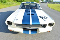 1965 Ford Mustang Front View