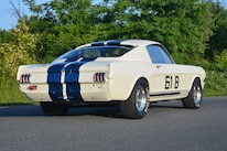 1965 Ford Mustang Rear