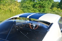1965 Ford Mustang Window
