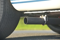 1965 Ford Mustang Exhaust
