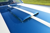 1965 Ford Mustang Hood Stripes