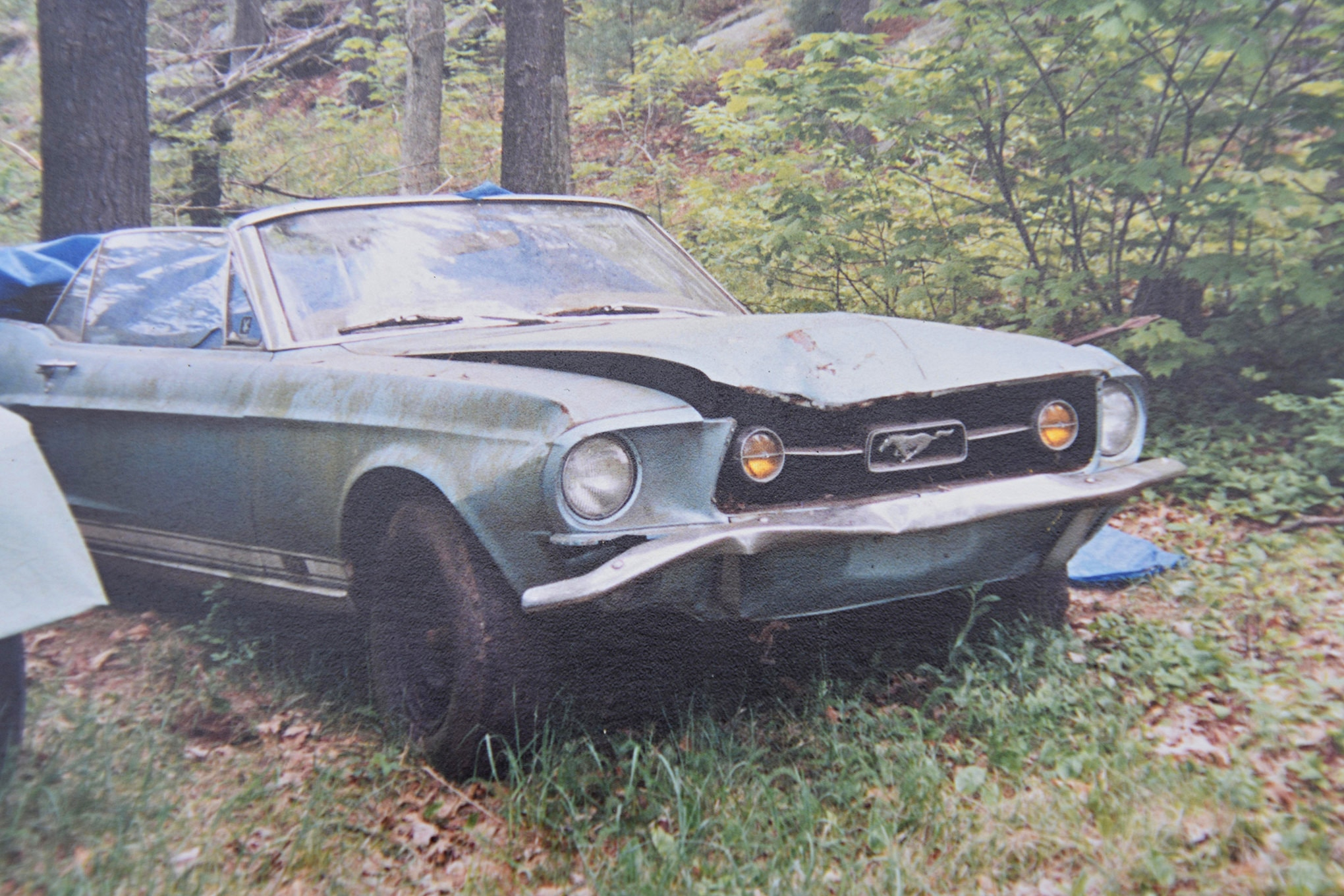 Ford Mustang 1967 Parts