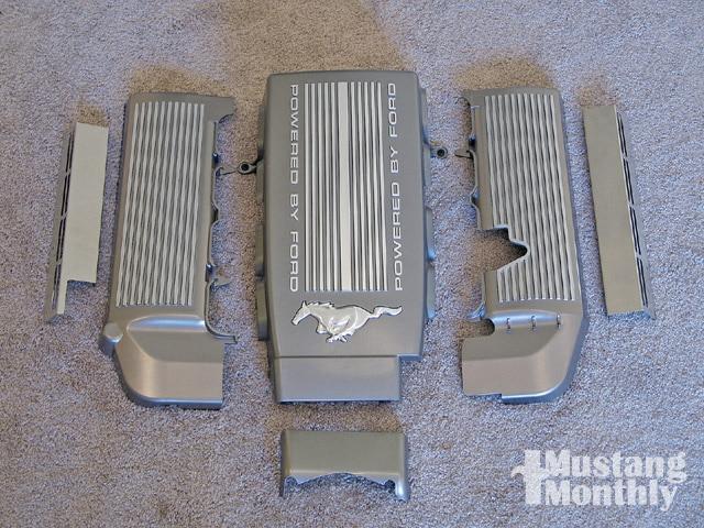 Mump 0903 02 Z California Pony Cars Engine Covers