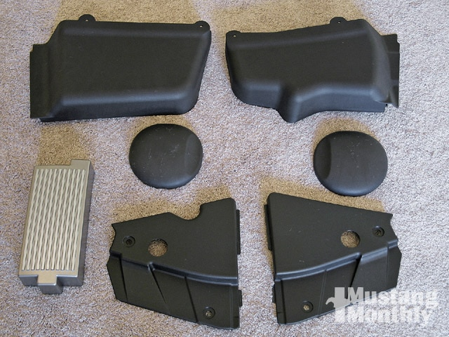 Mump 0903 03 Z California Pony Cars Engine Component Covers