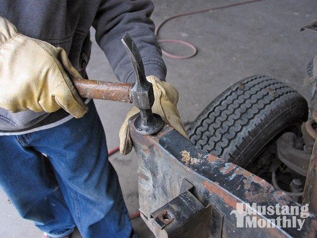Mump 0903 18 Z Ford Mustang Reshaping Parts