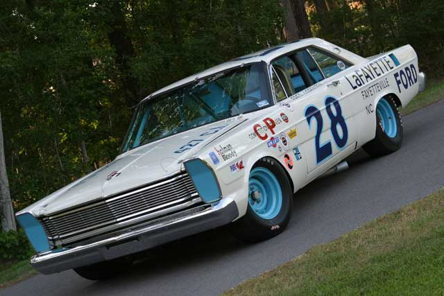 Ford Galaxie Grand National Stock Cars