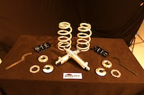 022 Frankie Waters 1967 Ford Mustang Steering Coilover Speeddirect Coilovers