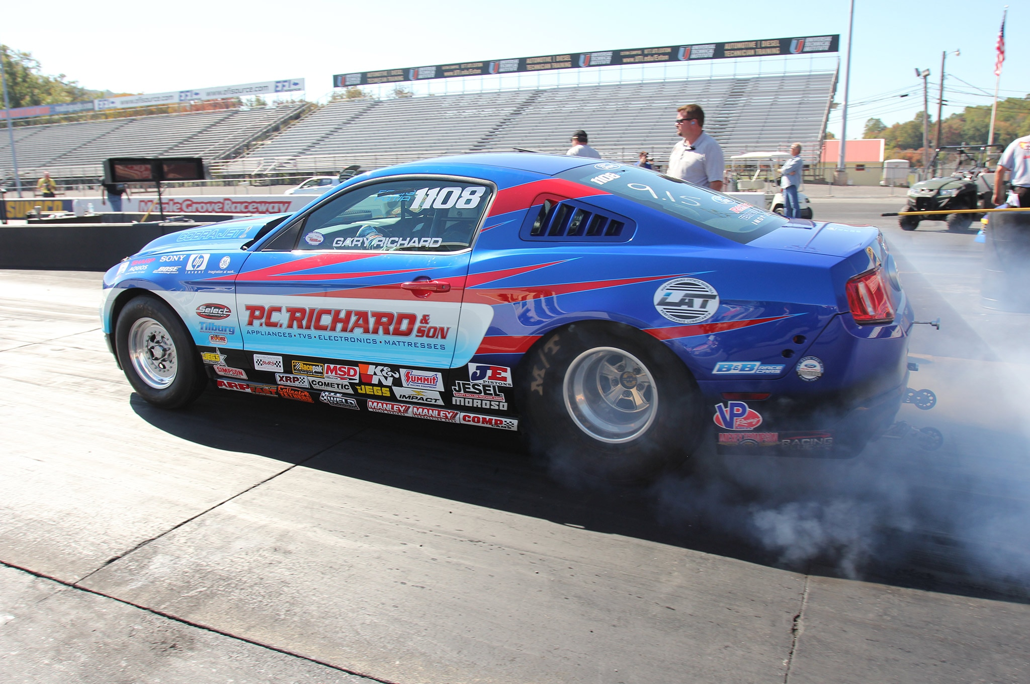 2015 Nhra Division 1 Dutch Mustangs 14